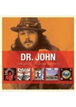 Dr. John - Original Album Series (5 CD Box Set) (Music CD)