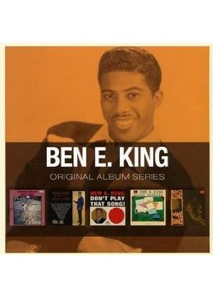 Ben E. King - Original Album Series (5 CD Box Set) (Music CD)