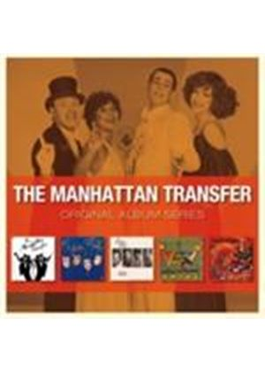 The Manhattan Transfer - Original Album Series (5 CD Box Set) (Music CD)