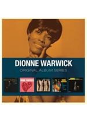 Dionne Warwick - Original Album Series (5 CD Box Set) (Music CD)