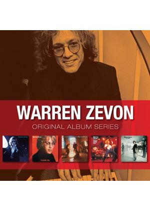 Warren Zevon - Original Album Series (5 CD Box Set) (Music CD)