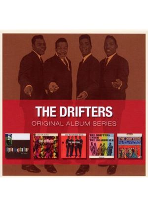 The Drifters - Original Album Series (5 CD Box Set)  (Music CD)