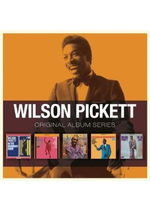 Wilson Pickett - Original Album Series (5 CD Box Set) (Music CD)
