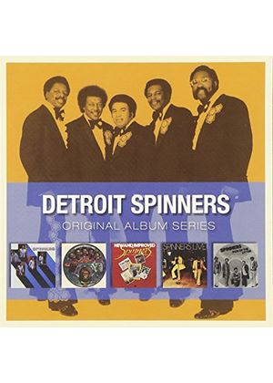 The Detroit Spinners - Original Album Series (5 CD Box Set) (Music CD)