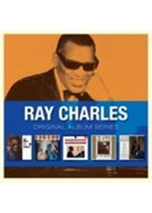 Ray Charles - Original Album Series (5 CD Box Set) (Music CD)