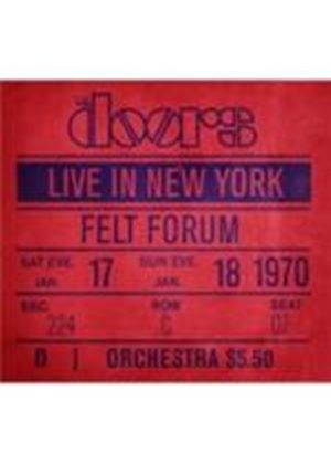 The Doors - Live In New York (Box Set) (Music CD)