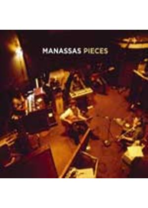 Stephen Stills & Manassas - Pieces (Music CD)