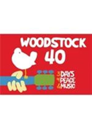 Various Artists - Woodstock 40 (3 Days Of Peace & Music) (Boxset) (Music CD)