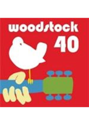 Various Artists - Woodstock 40 (Music CD)
