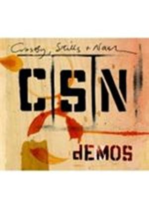 Crosby, Stills & Nash - Demos (Music CD)
