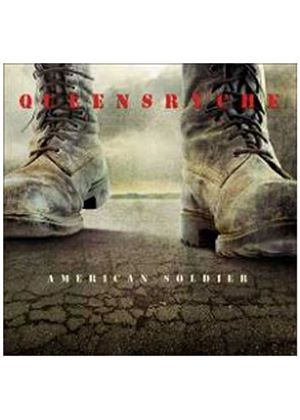 Queensryche - American Soldier (Music CD)