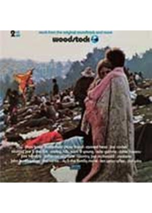 Various Artists - Woodstock (2 CD) (Music CD)