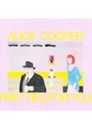 Alice Cooper - Pretties for You (Music CD)