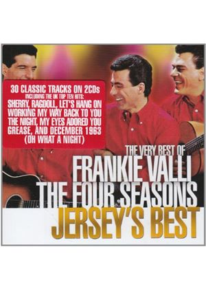 Frankie Valli & The Four Seasons - Jerseys Best; The Very Best Of Frankie Valli & The Four Seasons (Music CD)