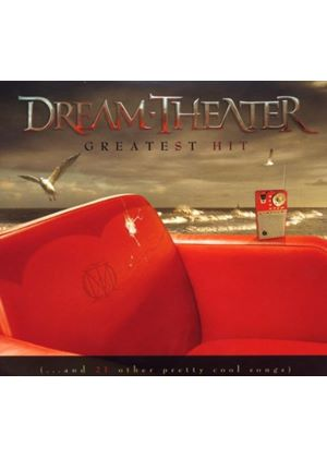 Dream Theater - Greatest Hit (& 21 Other Pretty Cool Songs) (Music CD)