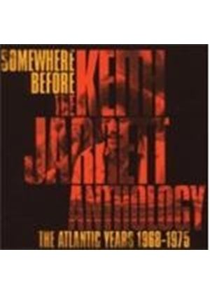 Keith Jarrett - Somewhere Before: The Atlantic Years 1968 - 1975 (Music CD)