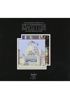 Led Zeppelin - The Song Remains the Same (Remastered) (2CD) (Music CD)