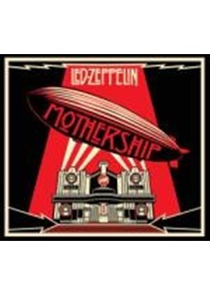 Led Zeppelin - Mothership - Very Best Of - Deluxe Edition (2 CD + DVD) (Music CD)