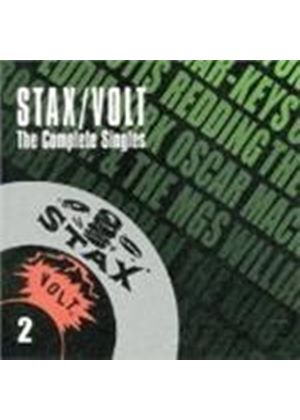 Various Artists - The Complete Stax/Volt Singles Vol. 2 (Music CD)