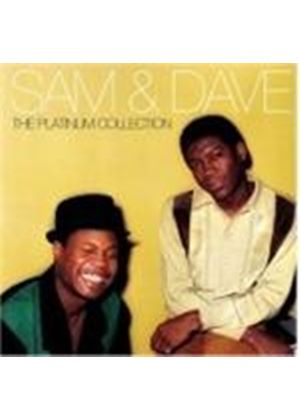 Sam And Dave - The Platinum Collection (Music CD)