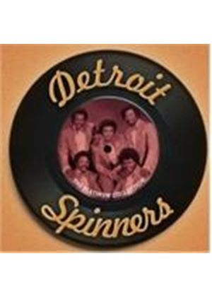 Detroit Spinners - The Platinum Collection (Music CD)