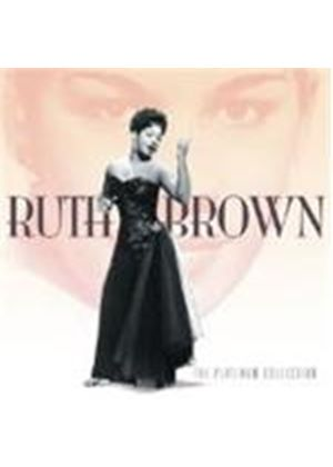 Ruth Brown - The Platinum Collection (Music CD)