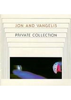 Jon And Vangelis - Private Collection (Music CD)