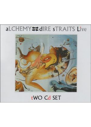 Dire Straits - Alchemy Live (Music CD)