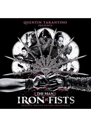 Soundtrack - Man with the Iron Fists [Original Motion Picture Soundtrack] (Parental Advisory/Original Soundtrack) [PA] (Music CD)