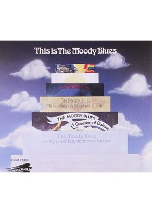 The Moody Blues - This Is The Moody Blues (Music CD)