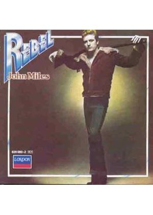 John Miles - Rebel (Music CD)