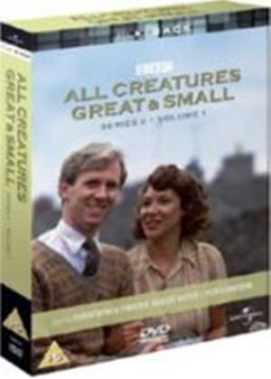 All Creatures Great and Small - Series 2 - Part 1(Box Set)