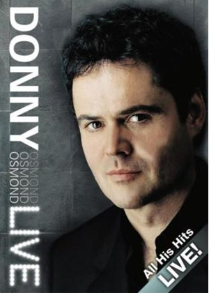 Donny Osmond - Live