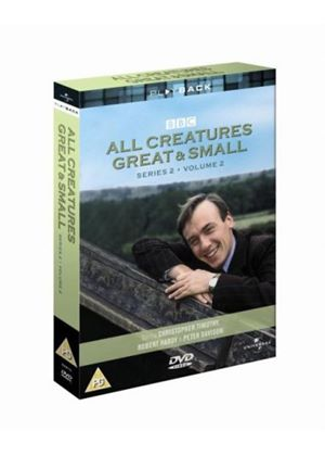 All Creatures Great And Small - Series 2 - Part 2 (Box Set)