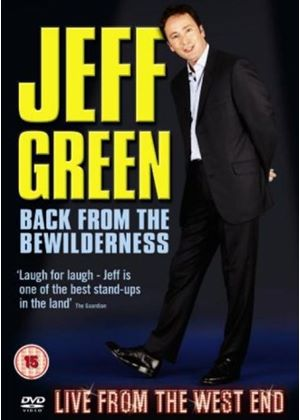 Jeff Green - Live - Back From The Wilderness