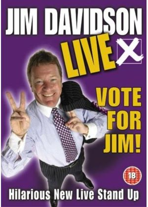 Jim Davidson - Live - Vote For Jim