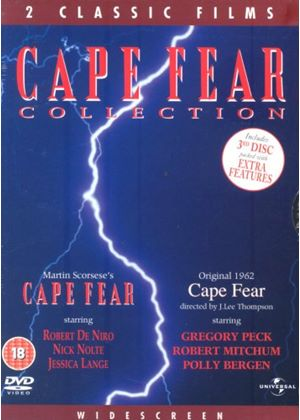 Cape Fear 1962 + 1991 Versions