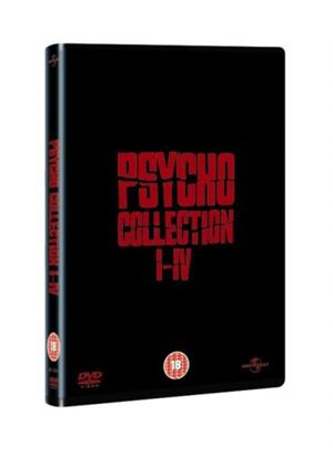 Psycho Collection (Box Set)(4 Disc)