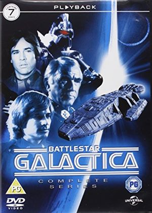 Battlestar Galactica - The Complete Series (1978)