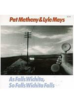 Metheny/Mays - As Falls Wichita (Music CD)