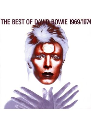 David Bowie - Best Of 1969-1974 (Music CD)