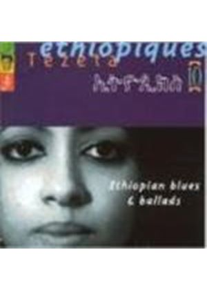 Various Artists - Ethiopiques Vol.10 (Blues & Ballads)