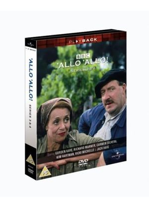 Allo Allo: Series 3 and 4 (1987)