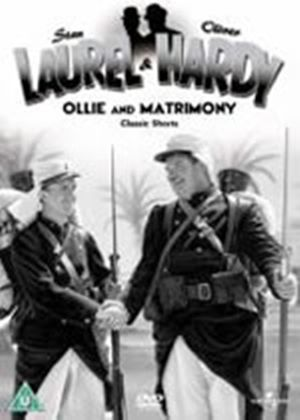 Laurel And Hardy - No. 4 - Ollie And Matrimony - Classic Shorts