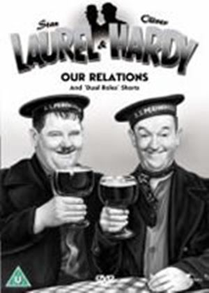 Laurel And Hardy - No. 5 - Our Relations And Dual Roles Shorts
