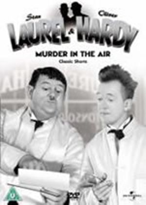 Laurel And Hardy - No. 6 - Murder In The Air - Classic Shorts
