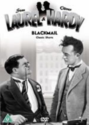 Laurel And Hardy - No. 8 - Blackmail - Classic Shorts