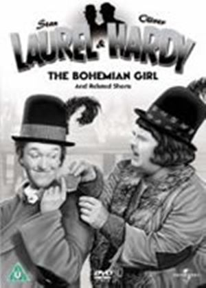 Laurel And Hardy - No. 9 - The Bohemian Girl And Related Shorts