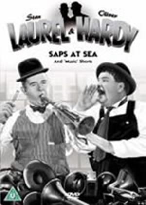 Laurel And Hardy - No. 11 - Saps At Sea And Music Shorts