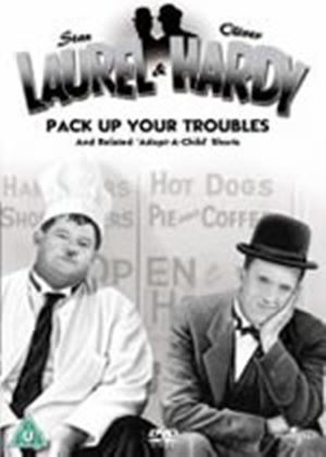 Laurel And Hardy - No. 15 - Pack Up Your Troubles And Related Adopt-A-Child Shorts